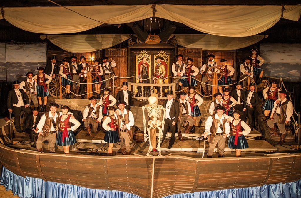Willkommen bei den Neubeurer Piraten…