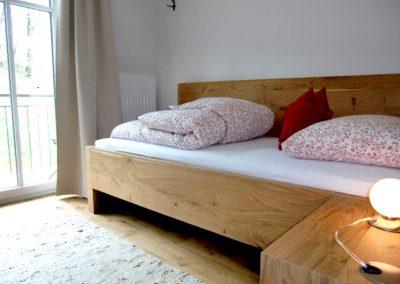 Ferienwohnung Hohenau - Schlafen 2