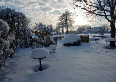 Winterstimmung in Neubeuern