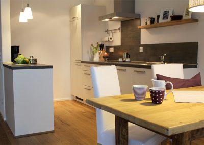 Ferienwohnung Zille - Küche